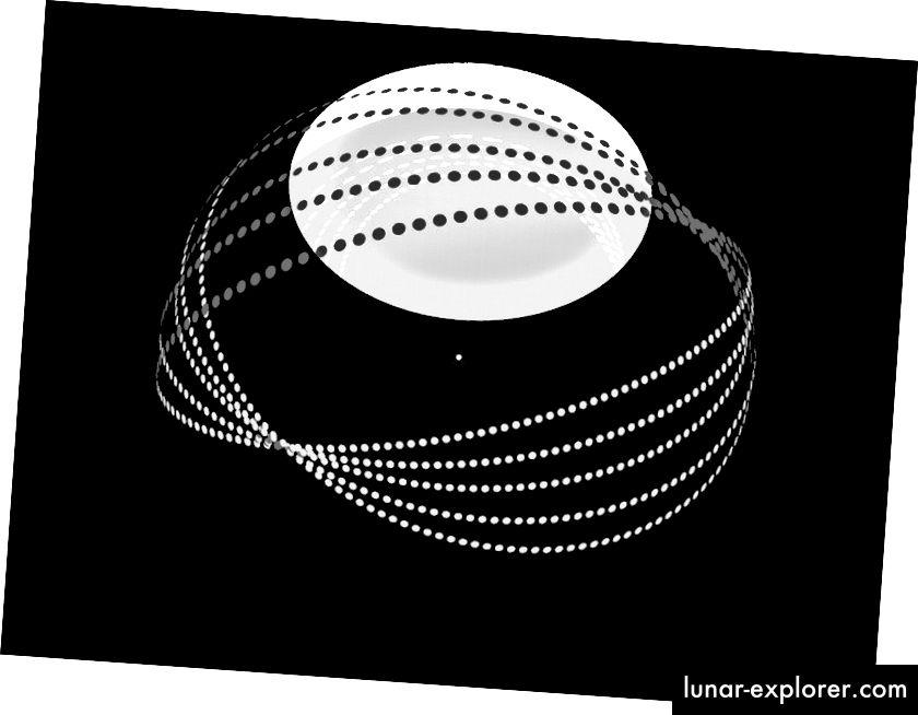Zvjezdani motor tipa C gledano odozdo, što je definirano kao hibrid između tipa A i zvjezdanog motora tipa B. Zvjezdani motor tipa A može se prepoznati po prisutnosti divovskog reflektora, a zvjezdani motor tipa B definiran je rojstvom Dyson-a oko zvijezde radi prikupljanja energije.