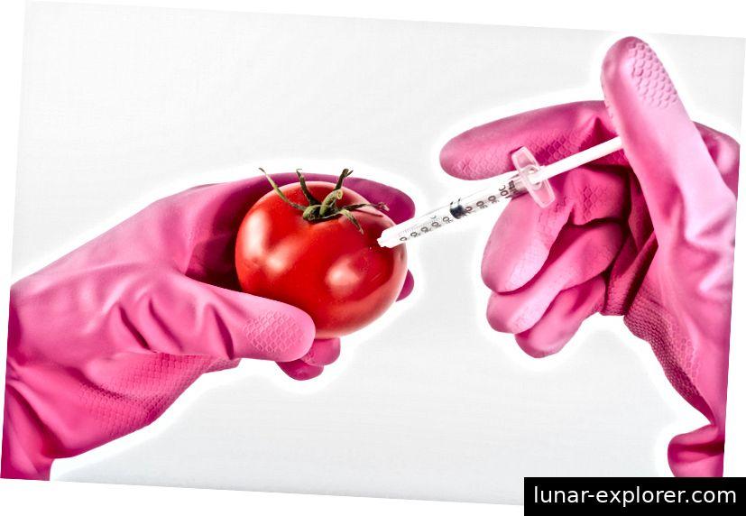 Zastrašujuća je razina paradajza