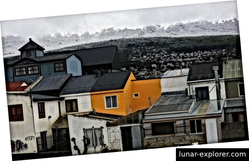 Ushuaia, Argentína. Fotó: Mario Tama / Getty Images
