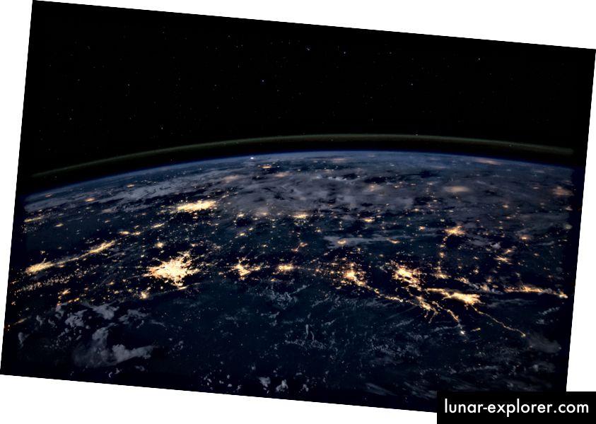 Fotografiju od NASA-e na Unsplash-u