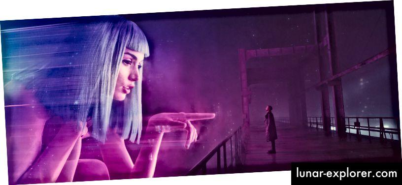 Blade Runner 2049, Ein Science-Fiction-Film