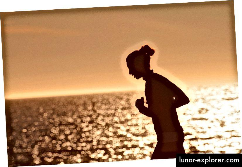 Trčite za zdravlje mozga. Zasluge: marcovdz, Flickr.com