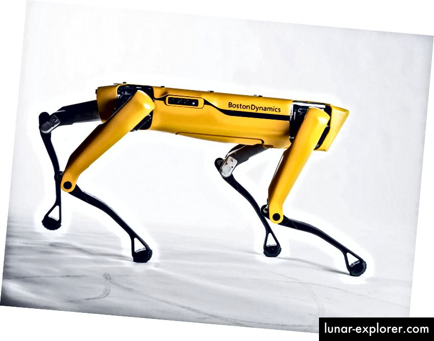Boston Dynamics SpotMini Robot