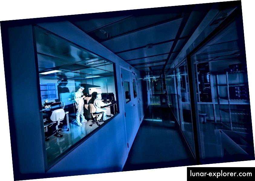 CMi Transformation Laboratory an der EPFL