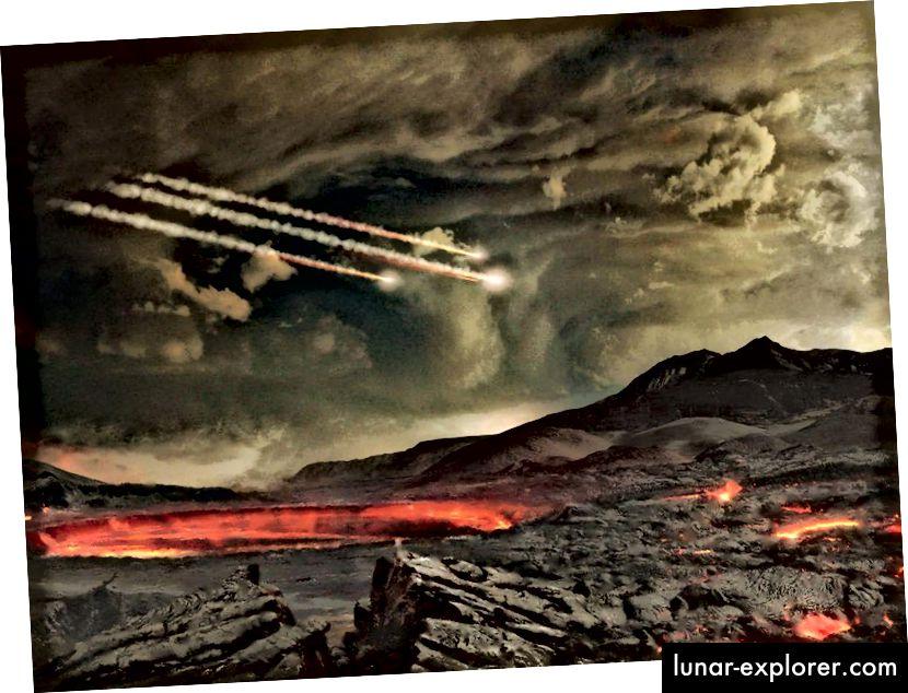 A lakott jelölt bolygó kétségtelenül katasztrófákat és kihalási eseményeket tapasztal rajta. Ahhoz, hogy az élet túlélje és fejlődjön egy világban, a megfelelő belső és környezeti feltételekkel kell rendelkeznie, hogy így legyen. (NASA GODDARD SPACE FLIGHT CENTER)