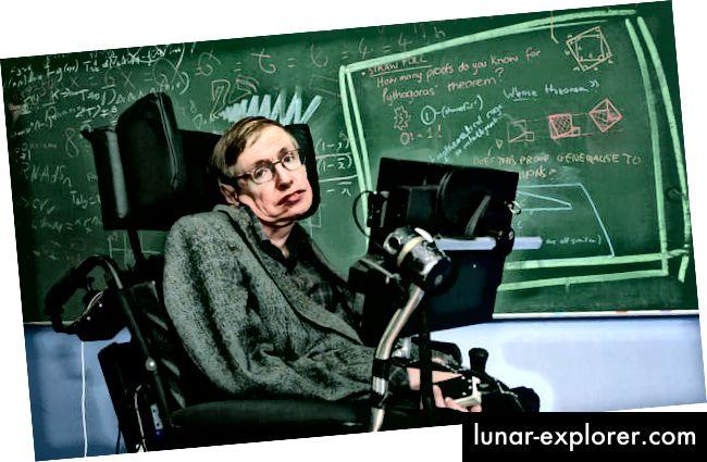 Hawking je koristio pjesnikovu prozu i strast prema znanosti kako bi svoju knjigu učinio dostupnijom ne-znanstveniku, jer djelo s takvim opsegom ima pravo na to (McCleod)