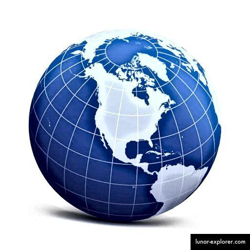 Sferični globus