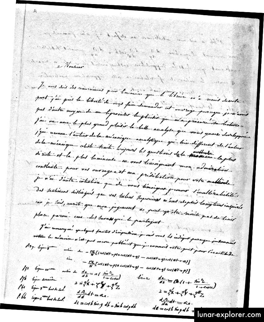 Die Briefe, die Sophie Germain an Legendre, J. L. Lagrange und L. Poinsot schrieb