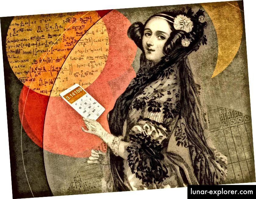 Ada Lovelace Cracking Coder