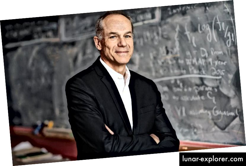 Fisico teorico Marcelo Gleiser, vincitore del Premio Templeton 2019. Foto: Eli Burakian Dartmouth College