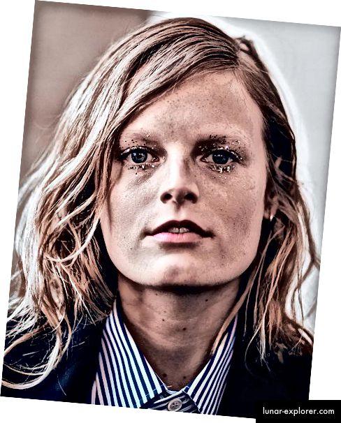 Hanne Gaby Odiele / Wikicommons