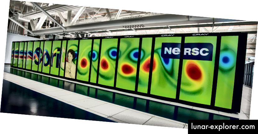 Maailma juhtiv avatud teaduse superarvutiüksus võimaldab teadlastel simuleerida kvantarvuteid (Berkeley)