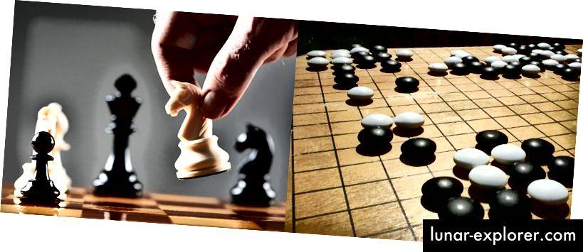 Шах и отидете