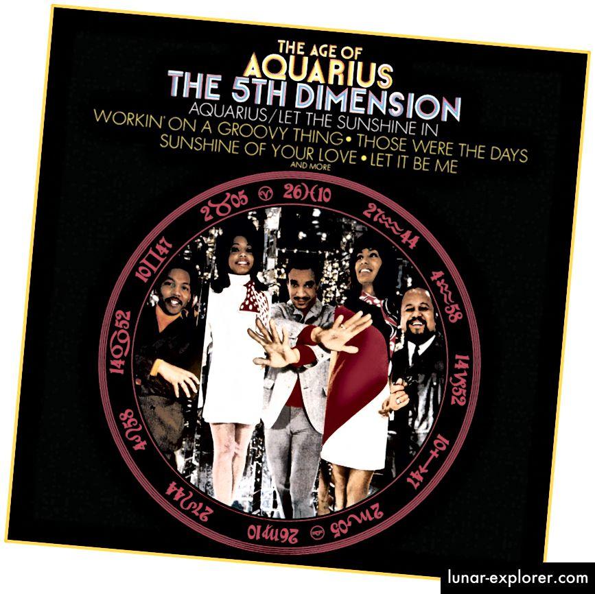 De gauche à droite: Billy Davis, Florence Larue, Lamonte McLemore, Marilyn McCoo et Ronald Townson. Aucun doute, McCoo a été l'un de mes tout premiers béguin! Cliquez ici pour jouer la chanson.