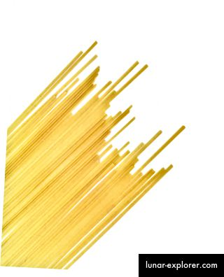 Spaghetti. © Can Stock Photo / AlfaStudio