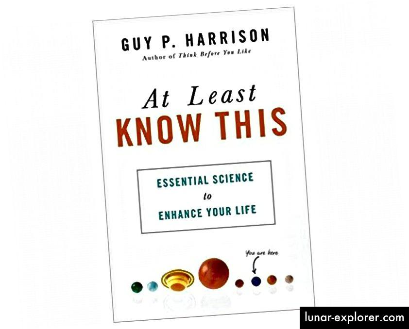 Ha azt akarja, hogy mindenki megismerje a laikus szempontból a legfrissebb tudományokat, akkor nem tud jobbat megtenni, mint ez a könyv. (GUY P. HARRISON / PROMETHEUS KÖNYVEK)