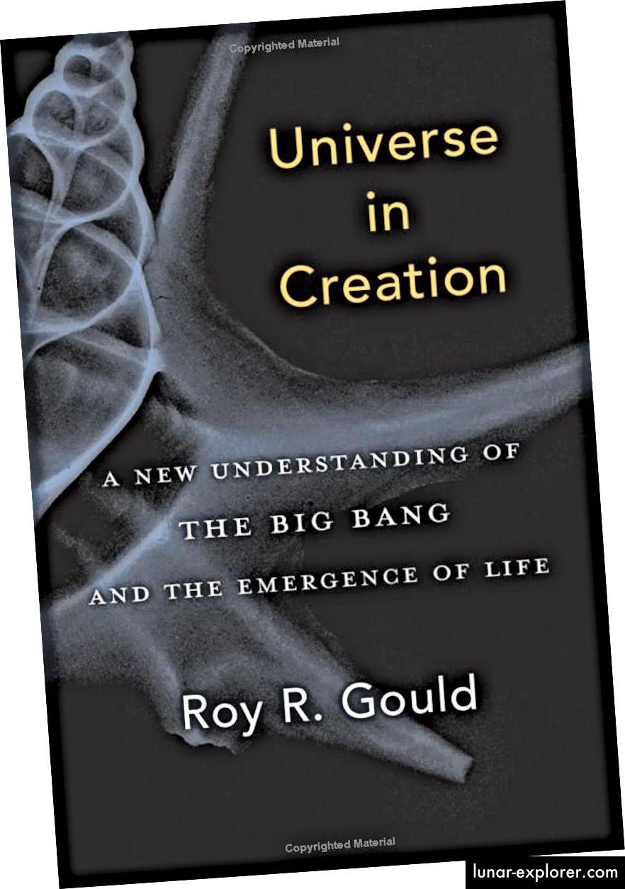 A Creation Universe stílusa kissé intellektuálisan sznob, ízlésem szerint, de ha tetszik ez a stílus, imádni fogod ezt a könyvet. (ROY GOULD / HARVARD UNIVERSITY PRESS)