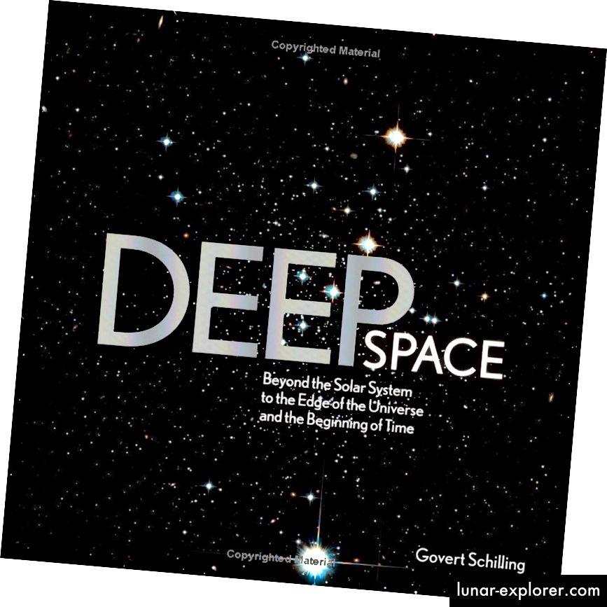 Deep Space je prekrasna knjiga stola o kavi o svemiru i onome što je vani, ali i puno je više od toga. (GOVERT SCHILLING / BLACK DOG & LEVENTHAL)