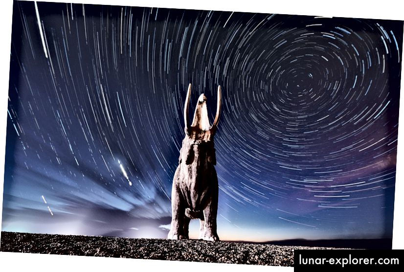 """Mastodon in the Stars"" di shaunl"
