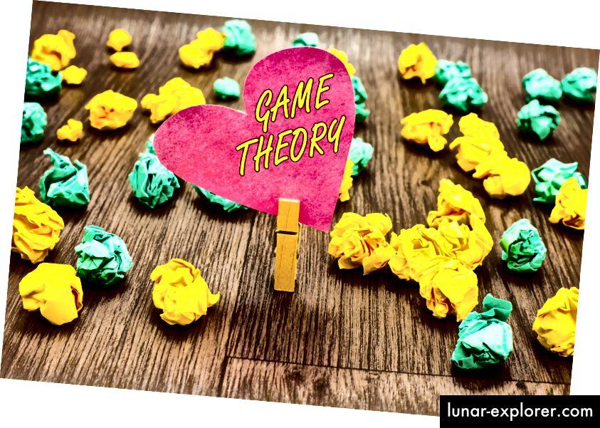 Teorija igara se pojavljuje svuda gdje danas pogledam. Čini se da se mnoga područja istraživanja približavaju ovoj teoriji i modeliraju njihov interesni sustav kao igra za više igrača. Nauči! Foto Artur.