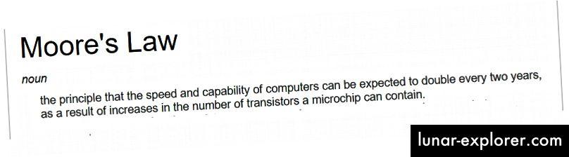 Hmm ... transistor ... sembra importante.
