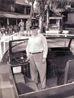 Colonnello S. Tooey - foto scattata da Douglas Morgan