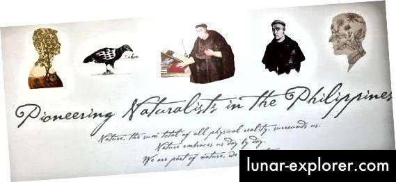 (Semua foto diambil oleh penulis di Museum Nasional Sejarah Alam Filipina)