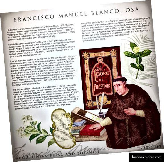 Neki od prvih prirodnjaka na Filipinima bili su teolozi.