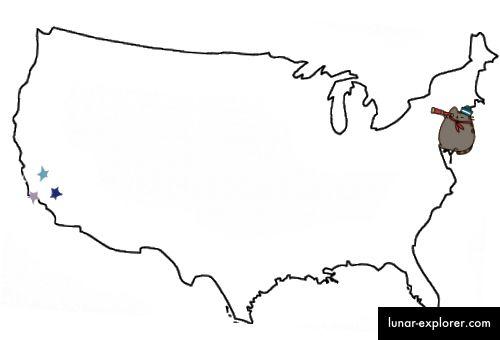 Memecahkan gambar lubang hitam adalah seperti menemukan sebutir pasir di LA jika Anda berdiri di New York