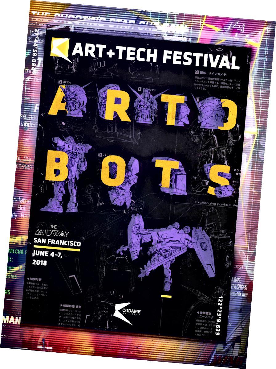 Festival CODAME ART + TECH [2018]