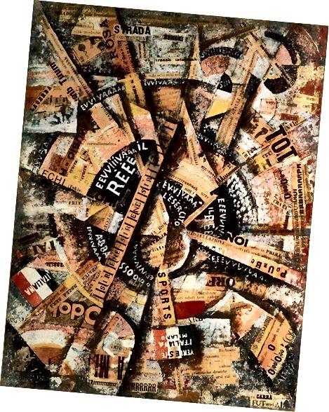 «Ինտերվենցիոնիստական ցույց» (Carra, 1914)