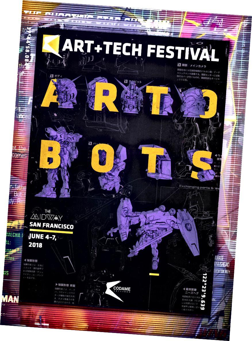 CODAME ART + TECH Festivalı [2018]