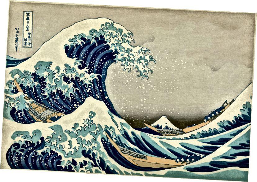 Կանագավայի մեծ ալիքը