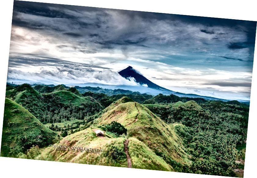 Quitinday Hills, Albay Ֆիլիպիններ X-T2 + XF 10–24 մմ