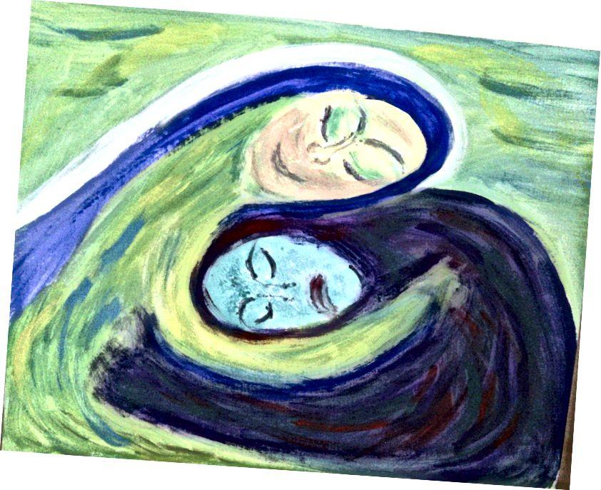 """Umělecká díla autora """"A Mother's Love"""""""