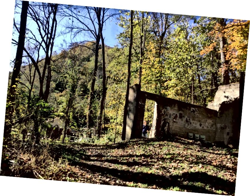 The Ruins Project, Perryopolis, PA