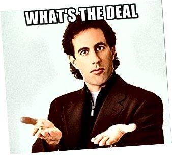 Klassik, Seinfeld.