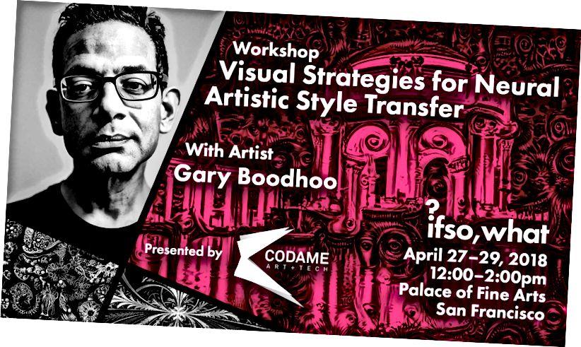 Seminar: Sinir bədii üslubu köçürməsinin vizual strategiyaları