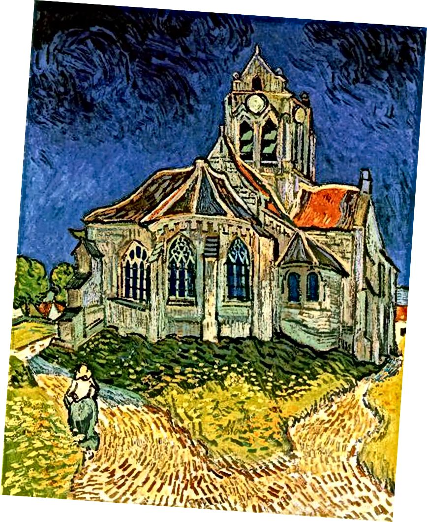 الكنيسة في أوفير • https://wikimedia.org/