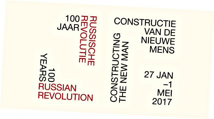 Stedelijk Muzeyi Amsterdam - 100 illik Rus İnqilabı / Yeni Adamın Qurulması