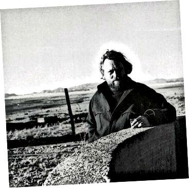 Donald Judd.