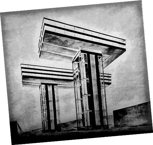 El Lissitzky: Bulud Dəmir - 1923–2925