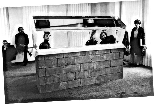 Coffin, Dwan Gallery 01968