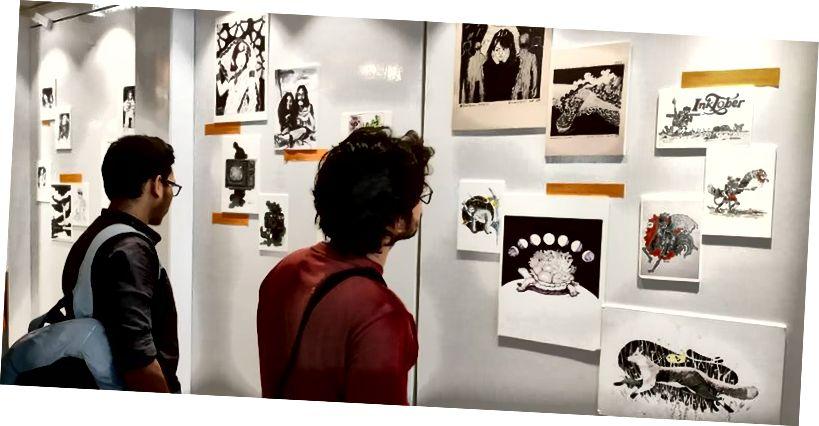 Изложба като никоя друга, за хората от Дака.