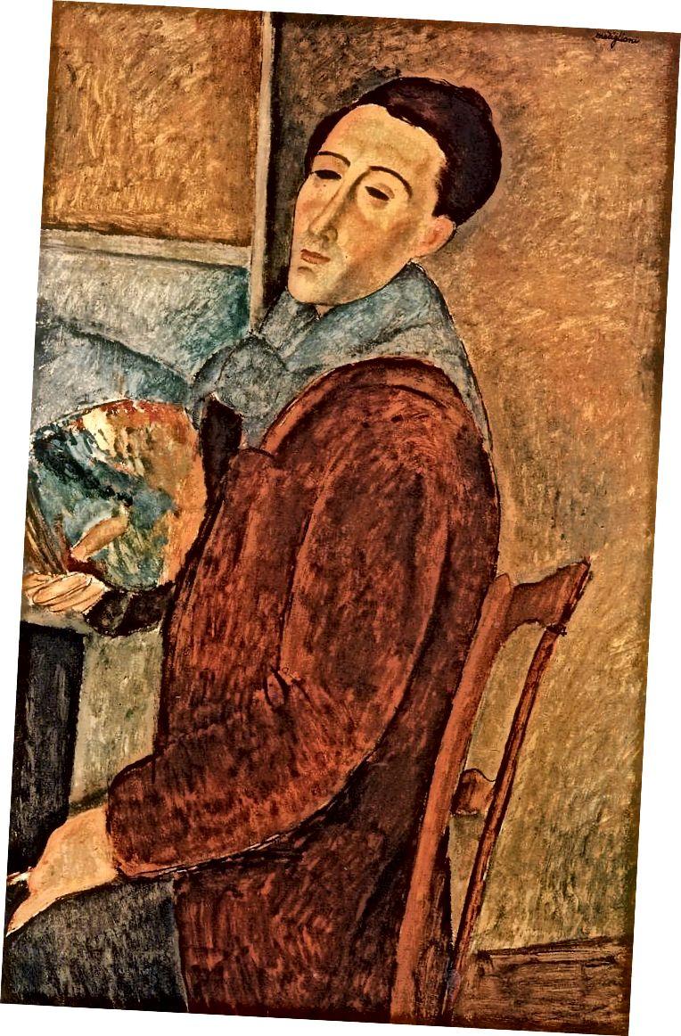 Amedeo Modigliani,