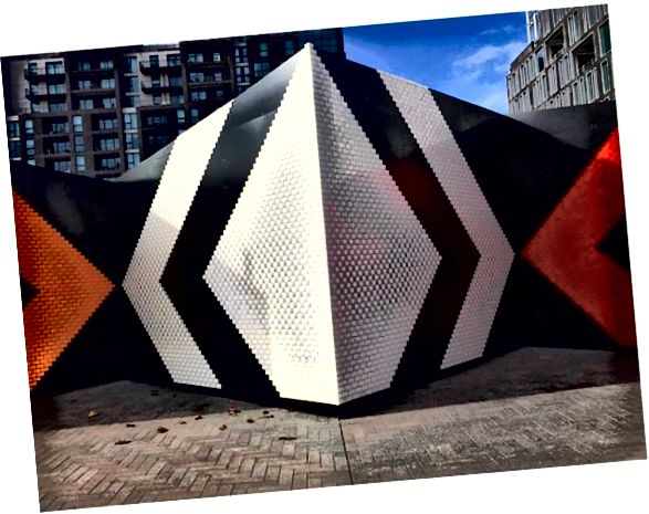 | 700 | Rana Begum | Installation in Kings Cross, London