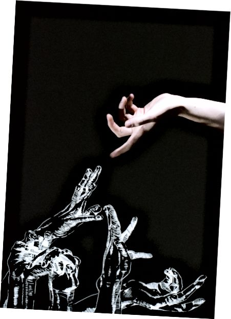 Handstudie | Eva Munday | Disrupt, RCA x Subject Matter