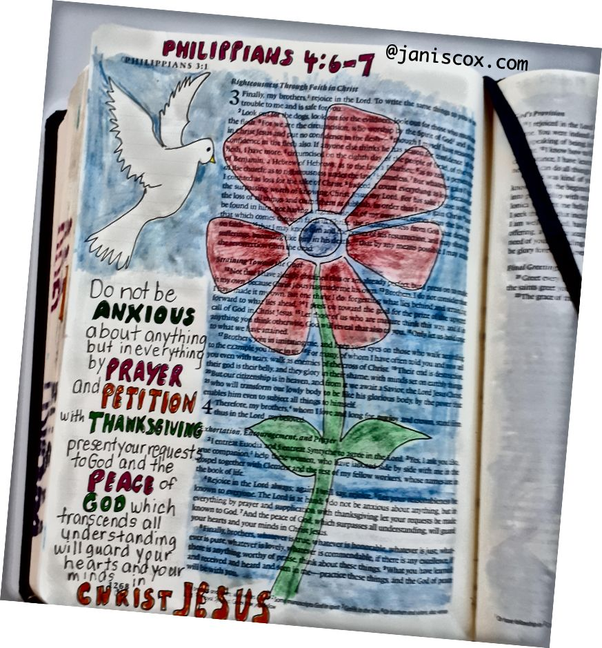 فن الكتاب المقدس جانيس كوكس
