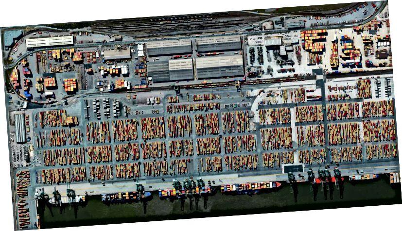 51 · 320417 °, 4 · 327546 ° Der belgische Hafen von Antwerpen ist nach dem Rotterdamer Hafen der zweitgrößte Hafen Europas. Im Laufe eines Jahres werden im Hafen mehr als 71.000 Schiffe und 314 Millionen Tonnen Fracht umgeschlagen. Dieses Gewicht entspricht ungefähr 68% der Masse aller lebenden Menschen auf dem Planeten. Täglicher Überblick | Satellitenbilder © 2016, DigitalGlobe, Inc.