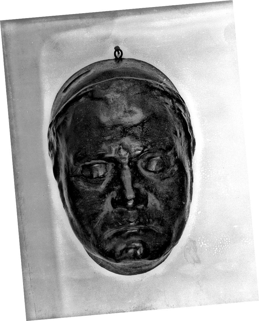 Բեթհովենի մահվան դիմակը: | Գեթթի